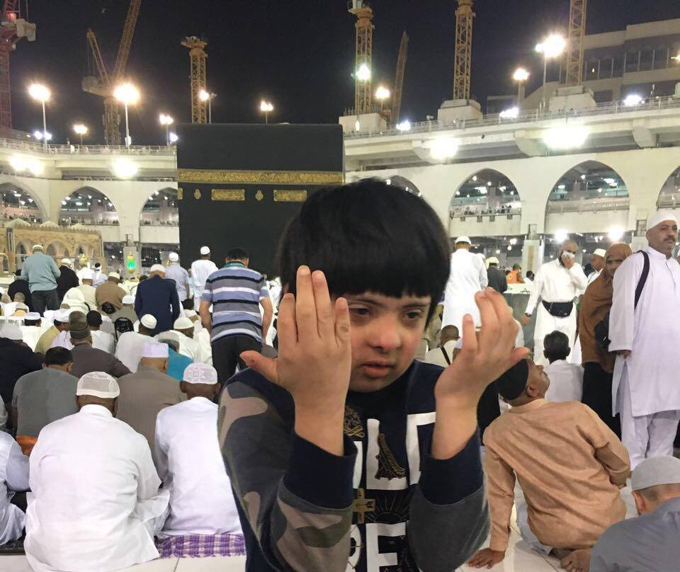 THE FIRST UMRAH FOR FAMILIES WITH SPECIAL NEEDS MEMBERS