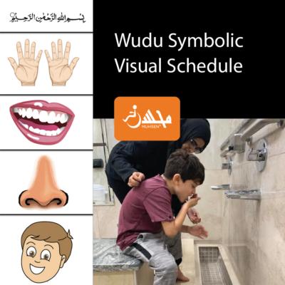 Downloadable Wudu Visual Chart