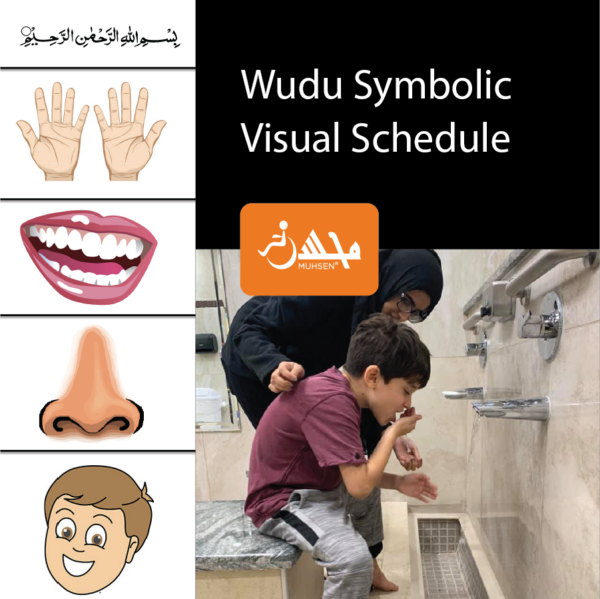Downloadable Wudu Visual Chart