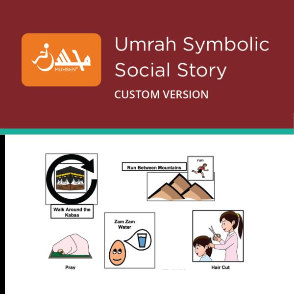 Custom Umrah Social Story