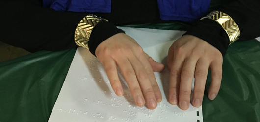 Braille Qurans