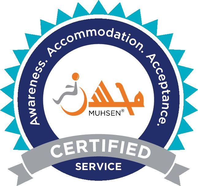 Muhsen Service Seal