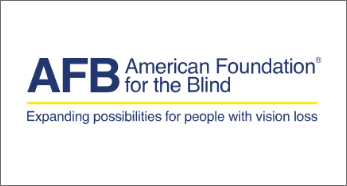 American foundation for the blind logo
