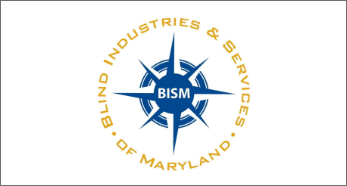 blind industries and services of maryland logo