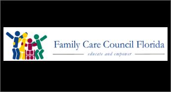 Family care council florida logo