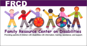 Family Resource Center on Disabilities logo