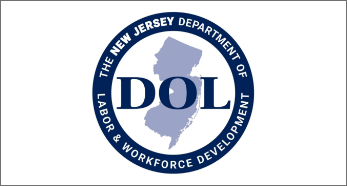 NJ department of labor and workforce development logo