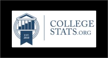 Collegestats.org logo